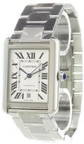 Cartier 'Tank Solo' analog watch