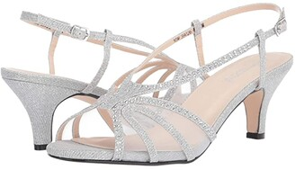 Touch Ups Clara (Silver) Women's Shoes