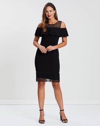 Montique Penny Cocktail Shift Dress