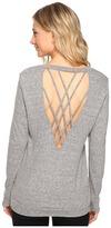 Lanston Back Strap Pullover Women's Clothing