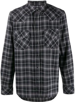 Diesel S-East Western shirt