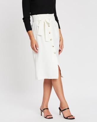 Atmos & Here Manchester Midi Skirt