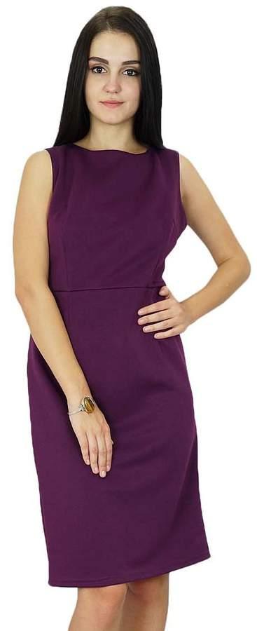 91e81aa7e922 Purple Midi Bodycon Dress - ShopStyle Canada