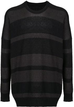 Julius Striped Sweater