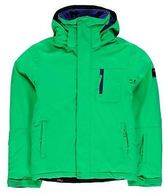 Quiksilver Mission Snow Jacket Junior Boys Waterproof Breathable Insulation