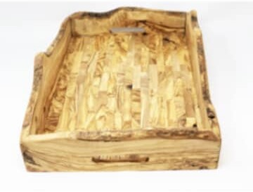 Thumbnail for your product : Divine Deli - Large Olive Wood Serving Tray