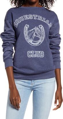 Treasure & Bond Graphic Sweatshirt