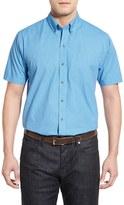 Cutter & Buck 'Midnight Print' Regular Fit Sport Shirt