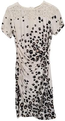 Sea New York Ecru Silk Dresses