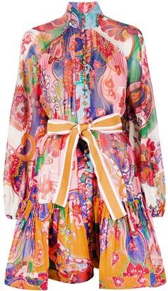 Zimmermann Lovestruck mini dress
