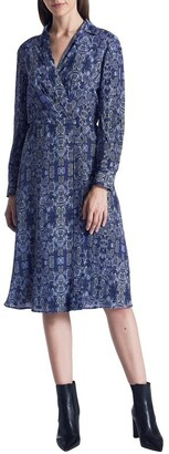 David Lawrence Miren Shirt Dress