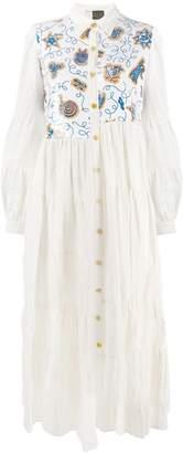 Loewe Paula striped dress