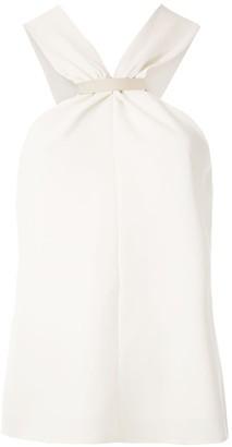 Egrey Lys resin embellished blouse