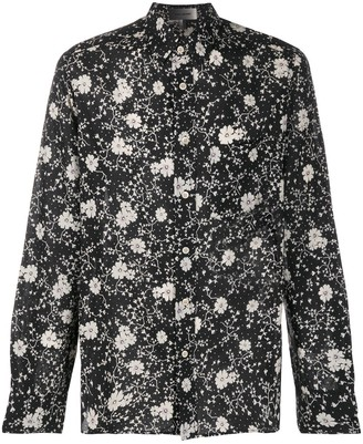 Isabel Marant Iggy floral-print cotton shirt