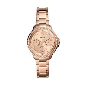 Fossil Women's Izzy Quartz Watch with Stainless Steel Strap