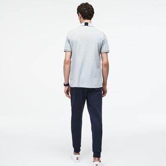 Lacoste Men's Motion Cotton And Wool Fleece Sweatpants