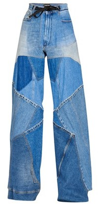 Tom Ford Patchwork Vintage Jean