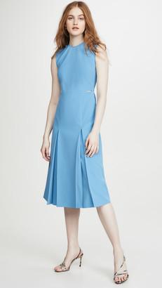 Victoria Victoria Beckham Slit Detail Dress