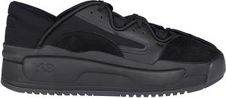 Y-3 Hokori II Low-Top Sneakers