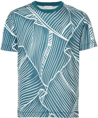Cerruti graphic print T-shirt