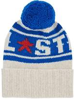 "The Elder Statesman Women's ""All Star"" Cashmere Pom-Pom Beanie"