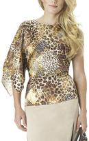 Shape Fx Leopard Jamie Top
