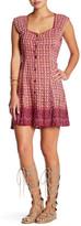 Angie Cap Sleeve Dress