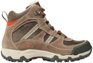 L.L. Bean Women's Trail Model 4 Waterproof Hiking Boots