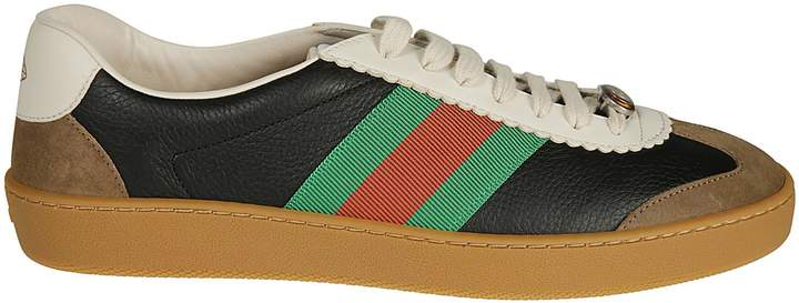 Gucci Web Stripe Sneakers