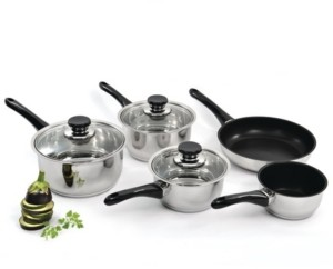 Berghoff Vision 8 Piece Stainless Steel Cookware Set