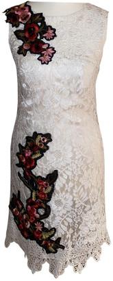 Dolce & Gabbana White Lace Dresses