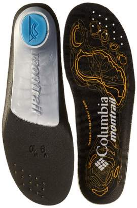 Montrail Columbia Enduro-Sole Insole black 15 Regular US