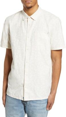 Vans x Pilgrim Surf + Supply Short Sleeve Button-Up Shirt