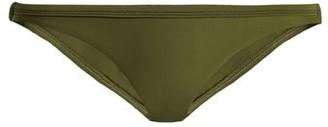 Matteau - The Ring Bikini Briefs - Womens - Khaki