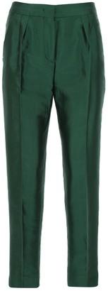 Max Mara Tailored Twill Trousers