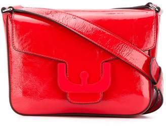 Coccinelle foldover crossbody bag