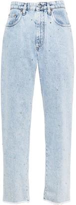 Miu Miu Straight-Leg Jeans