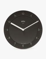 Braun BNC006 Analog Wall Clock in Grey
