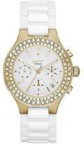 DKNY Watch Chronograph Quartz NY2224 Ceramic