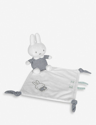 Miffy Stripes cuddle blanket
