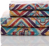 Melange Home 400 Thread Count 100% Cotton Heritage Sheet Set