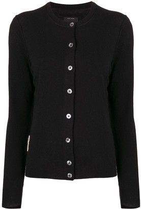 Marc Jacobs Crew Neck Cardigan