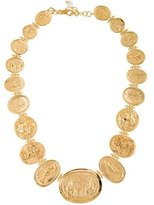 Tagliamonte 18K Mythological Figures Collar Necklace