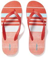 Old Navy Printed Flip-Flops for Men