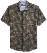 American Rag Men's Floral Camo Cotton Shirt, Only at Macy's