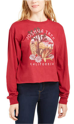 Love Tribe Juniors' Joshua Tree Graphic T-Shirt