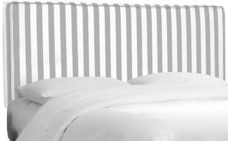 Skyline Furniture Marsden Upholstered Panel Headboard Size: King