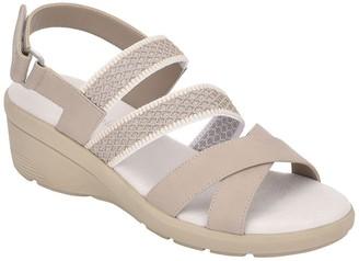 Easy Spirit Priya Strappy Wedge Sandal