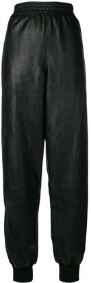 Stella McCartney loose fitted track trousers