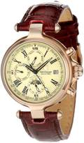 Steinhausen Men's SW381RGEA Classic Automatic Three Eyes Watch